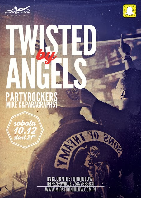 Twisted by Angels - Partyrockers