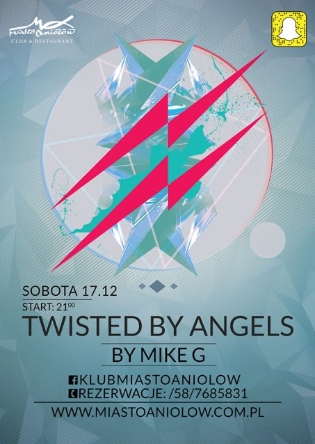 Twisted by Angels – Mike G. - XXL Special