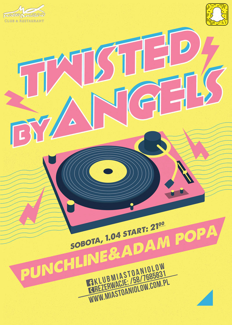 Twisted by Angels – Punchline & Adam Popa